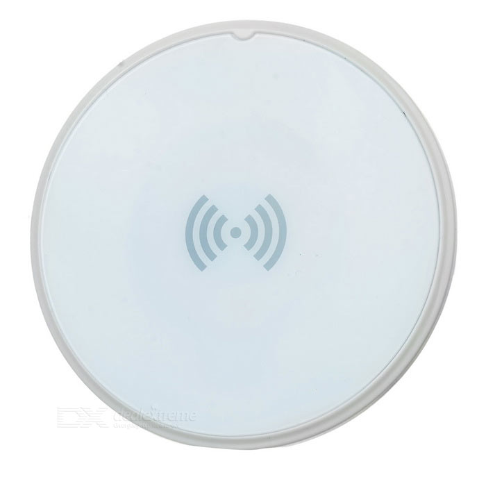 Qi Wireless Charger for Samsung S3 / S4 / HTC / Xiaomi + More - White