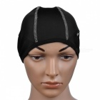 SAHOO Cycling Wind-proof Warm Helmet Hat - Black