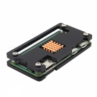 Acrylic Case for Raspberry Pi Zero - Black