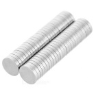 5 * 1mm NdFeB magnet - silver (50st)