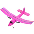 FX FX-805 2.4GHz Break-Resistant EPP Foam Fixed-Wing R/C Glider Airplane Toy - Purple Red