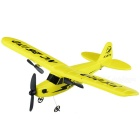 FX FX-803 2.4GHz Remote Control Break-Resistant EPP Foam Fixed-Wing RC Glider Airplane Toy - Yellow