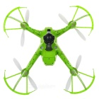 JJRC H26D R/C Quadcopter Drone w/ Gyro & 360' Tumble & Camera - Green