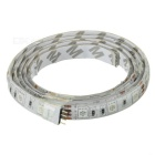 12W Flexible LED Light Strip RGB 900lm 60-SMD w/ 24-Key Remote (1m)