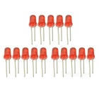 3mm 5mm Red Yellow Blue Green White LEDs DIY Kit (150PCS)