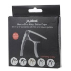 Meideal MCapo10 Guitar Quick Change Trigger Key Capo Clamp - Grey