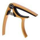 Meideal MC20 Aluminum Alloy Capo Clamp for Acoustic Guitar / Electric Guitar - Golden