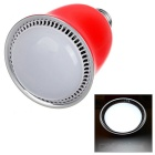 Smart Bluetooth 4.0 RGBW Color Changeable Music LED Light for IPHONE Android Phones Tablets - Red