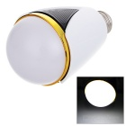 Smart Bluetooth 4.0 RGBW Color Changeable Music LED Light for IPHONE Android Phones Tablets - White