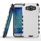 MO.MAT Dual Layer Hybrid Armor Defender Rugged Hard Protective Case Cover For Samsung A8