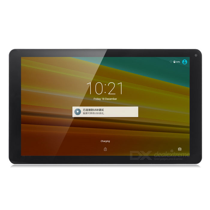 "Aoson M1020 Octa-core Android 5.1.1 Tablet PC w / 10.1 ""Screen, Wi-Fi, Bluetooth - branco + preto"