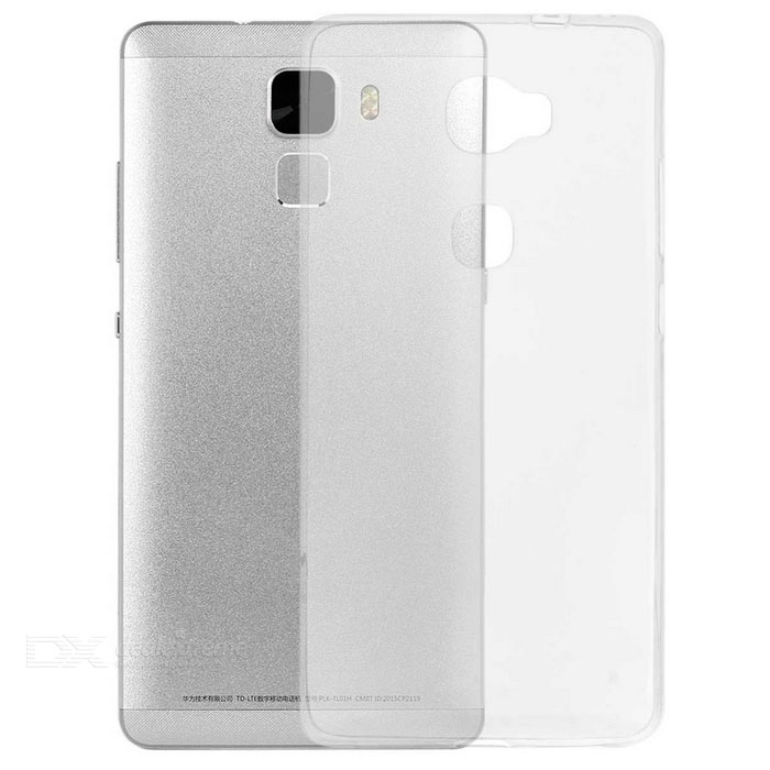 Protective Ultrathin TPU Case for HUAWEI Honor 5X / 7 PLUS / Mate 7 mini - Transparent
