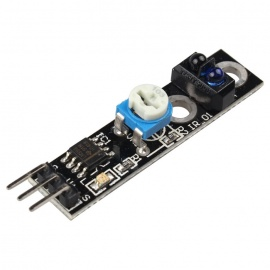 Infrared Black White Line Detection Sensor for Arduino