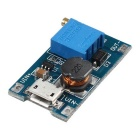 2A Booster Board DC-DC Step Up Power Module 2-24V To 5V 9V 12V 28V
