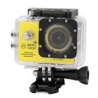 2 Inch 1080P Full HD 12.0MP 170 Degree CMOS Diving Sport Camera Camcorder w/ Wi-Fi