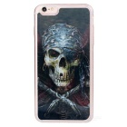 3D One-Eyed Skull Pattern Protective TPU Back Case Cover for IPHONE 6 PLUS / 6S PLUS - Black