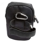 Mountaineering Phone Bag Armband for IPHONE / Samsung + More - Black