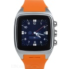 Ordro SW16 Dual-Core Android 4.4 Bluetooth Smart 3G Watch w/ 4GB ROM Heart Rate Monitor