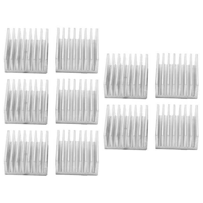 Aluminum Radiator / Power Module Heat Sink (20*20*10mm 10PCS)