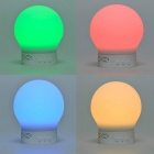 1.2W Vibration Sensor Smart BT Speaker Colorful Transformation - White