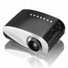 Portable / Micro / Mini / Multi-media Projector Home Cinema Theater - Black