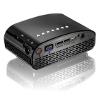Micro / Mini / Multi-media Projector Home Cinema Theater - Black