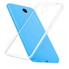ASLING ASL-T004 Soft Back Case for MEIZU MEILAN NOTE 2 - Transparent