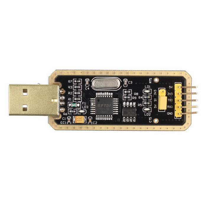 FT232BL Module USB to TTL Board Module Support 5V 3.3V