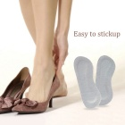 10 Pairs Feet Care Cushion Protector Ankle Collar Pads - Grey