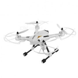 JJRC H26 R/C Quadcopter Drone Toy w/ Gyro & 360' Tumble - White