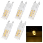 G9 3W LED Bulb Lamp Warm White Light 3000K 217lm 26-SMD 2835 (AC 220V / 5PCS)
