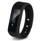I5 PLUS Smart BT 4.0 Watch Waterproof Bracelet OLED Wristband - Black