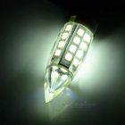 G4 5W LED Bulb Lamp Cold White Light 400lm 44-SMD Bullet Shape (3PCS)