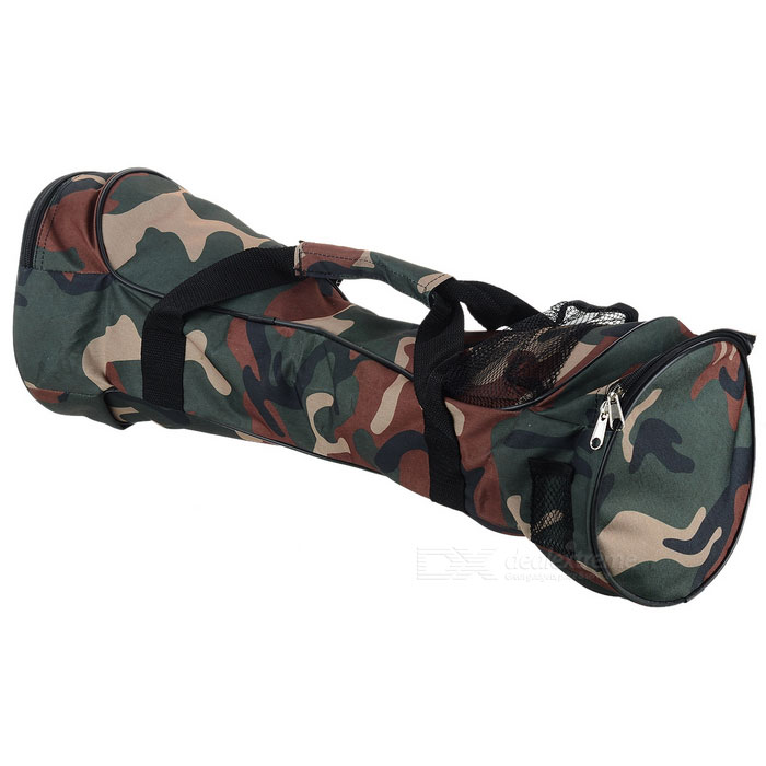 "CTSmart 6.5"" Handbag for 2 Wheels Balancing Car Scooter - Camouflage"