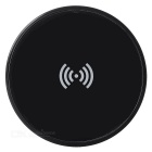Qi padrão Wireless Charging Pad para a Samsung, Xiaomi, a Apple IPHONE + More - Preto