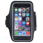Outdoor Sports Jogging Water-Resistant Armband Pouch / Arm Bag for IPHONE 6 PLUS / 6S PLUS - Black
