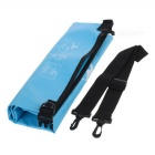 NatureHike Outdoor Sports Rafting Waterproof Storage Bag - Blue (20L)