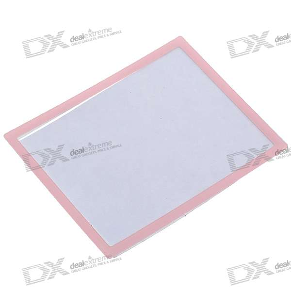 Repair Part Replacement Touch Screen Frame for NDS Lite - Pink