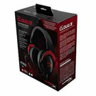 HyperX Cloud II Gaming Headset for PC & PS4 - Red (KHX-HSCP-RD)