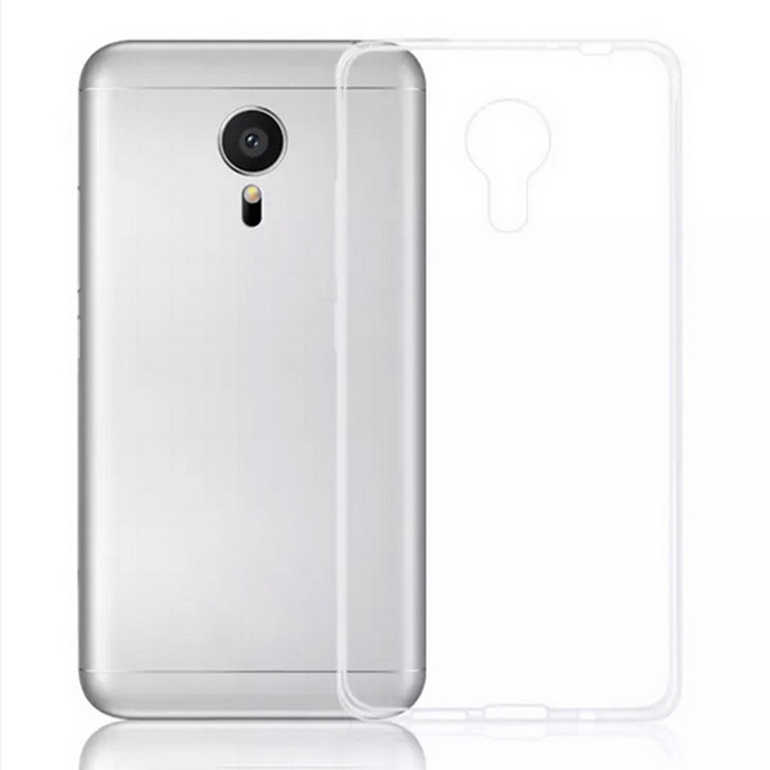 ASLING étui de protection souple TPU pour MEIZU MX5 - transparent