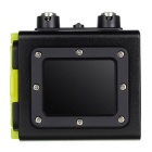 "1.5"" TFT 1080P Waterproof Wide Angle Sports Digital Camera - Black"