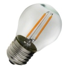 E27 2W 2-LED 180lm 3000K Warm White Bulb Lamp (220V-240V)