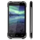 Blackview BV5000 Android 5.1 Quad-Core Bar Phone w/ 16GB ROM, 2GB RAM, 13.0MP+5.0MP - Black