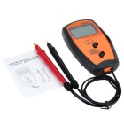 "Portable 1.5"" LCD 0~100V Battery Internal Resistance Voltmeter"