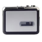 Ezcap EZCAP218-2 USB Cassette to MP3 Converter Capture Audio Music Player / USB Cassette Capture