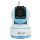 HOSAFE CMOS 1.0MP Security IP Camera w/ 10-IR-LED Kit - Blue (EU Plug)