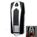Car & Mouse Design USB Rechargeable Electronic Lighter - Black