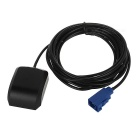 FAKRA-C Connector GPS Antenna for VW RNS510 + More - Black (3m)