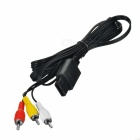 Replacement N64 AV Cable for XBOX 360 - Black (180cm)