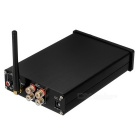 Wireless Bluetooth 4.0 HIFI Stereo Digital Audio Subwoofer Amplifier - Black